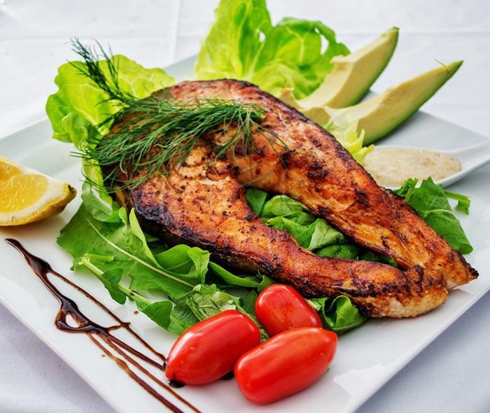 Hot Green Chicken